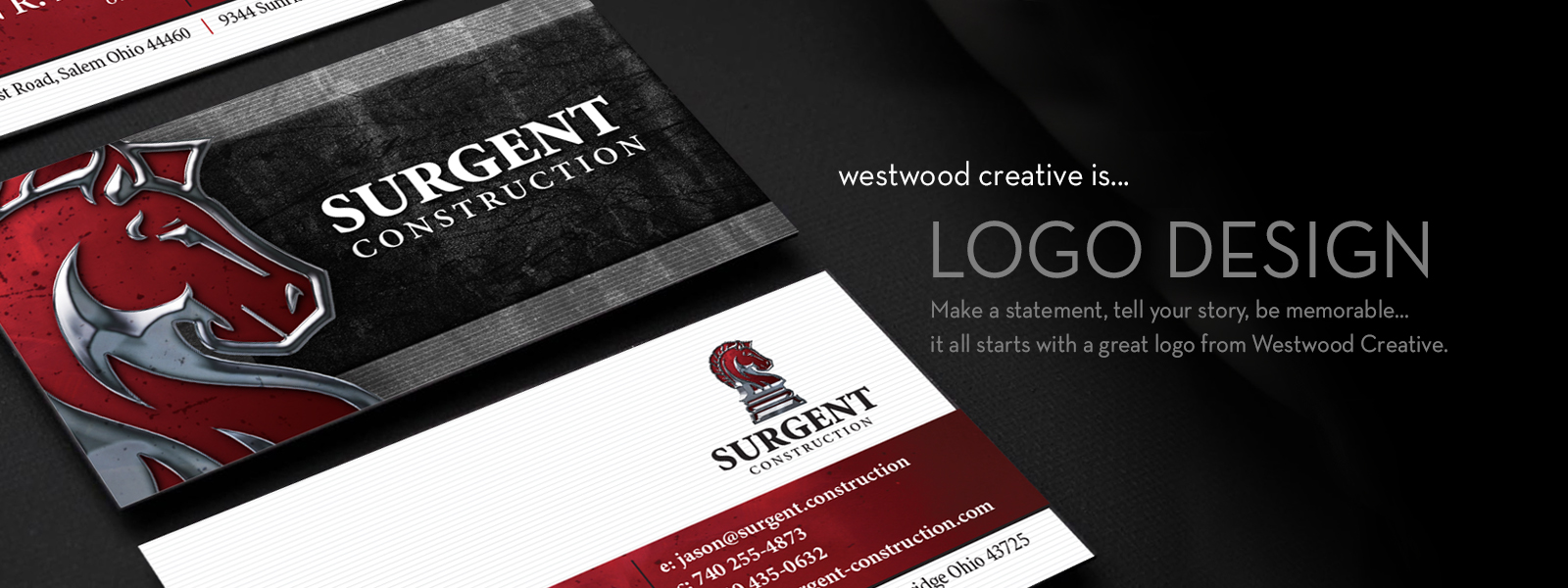 Westwood Creative Logo Design Header